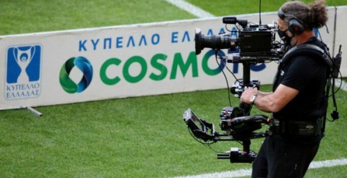 cosmote_tv_super_league_τηλεοπτικα